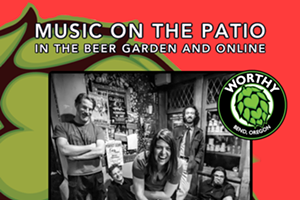 Music On The Patio with The Jess Ryan Band