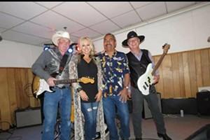Kristi Kinsey and The Whiskey Bandits