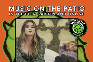 Worthy Brewing Music On The Patio with Dead Lee