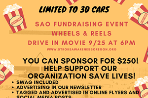 Wheels & Reels Drive In Movie