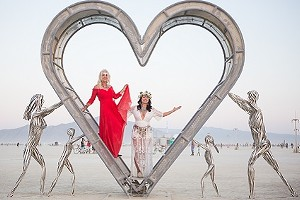 Burning Man: Then and Now