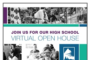 Cascades Academy High School Virtual Open House