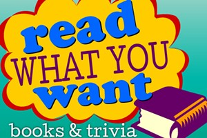 Read What You Want: Books and Trivia