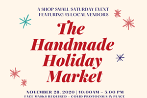 The Handmade Holiday Market
