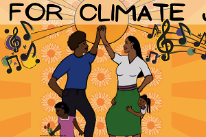 Rise up for Climate Justice: A Giving Tuesday Celebration