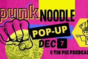 Punk Noodle: Pop up noodle shop