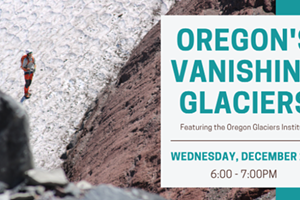 Oregon's Vanishing Glaciers
