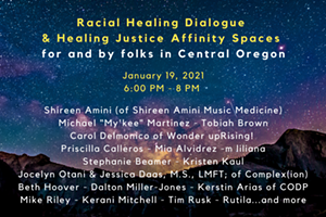 Racial Healing Dialogues & Healing Justice Affinity Spaces