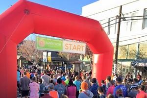 2021 Bend Marathon