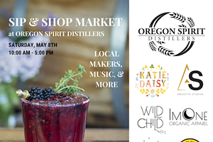 Sip & Shop Outdoor Market