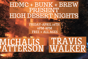 High Desert Nights Feat. Michalis Patterson & Travis Walker