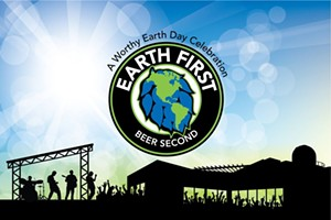 Earth Day Celebration with One Mad Man & Pete K Groove Grass
