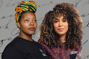 In Conversation - Poets Elizabeth Acevedo and Mahogany Browne