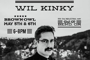 An Evening with Wil Kinky