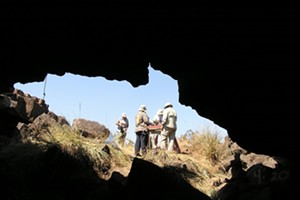 Redmond Caves - An Archaeological Treasure in an Urban Landscape