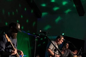 Summer Sunday Nights: Brent Alan & His Funky Friends