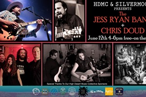 The Jess Ryan Band w/ChrisDoud