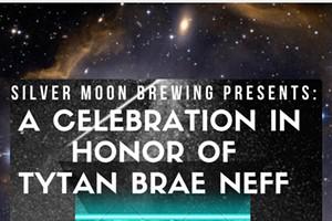 Celebration of TYTAN BRAE NEFF