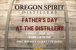 Father's Day at the Distillery