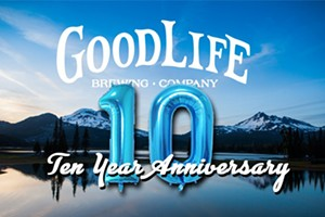 Goodlife Brewing: 10 Year Anniversary Party