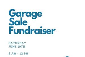 Shepherd's House Garage Sale!!
