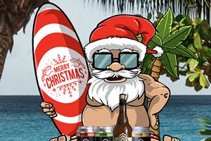 Christmas in July & Beer Release