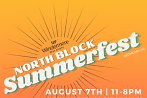 Redmond North Block Summerfest