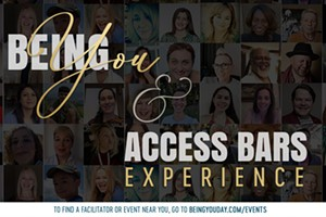Being You And Access Bars Free Event