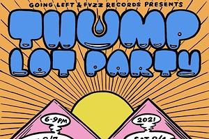Thump Lot Party 8/7 - Jeshua Marshall & Danny Attack