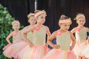 Fantasy Ballet: An Imaginative Ballet Class for 5 Year Olds!