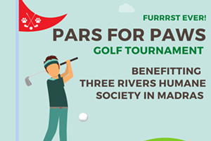 Pars for Paws Golf Tournament