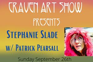 Private Concert - Stephanie Slade w/ Patrick Pearsall!