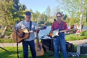 Live at the Vineyard: The Highbankers - Advance Ticket Purchase Required