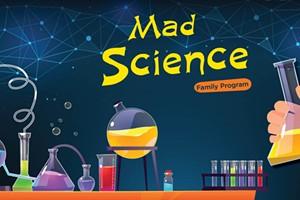Mad Science Family Program