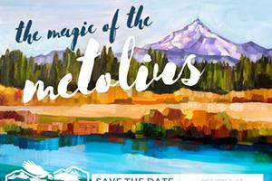 The Magic of the Metolius: Virtual Auction & Art Night