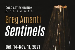 Sentinels by Greg Amanti