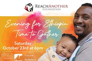 ReachAnother Foundation Evening for Ethiopia Gala