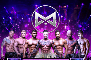 Girls Night Out The Show - Magic Mike Live Tour 2021