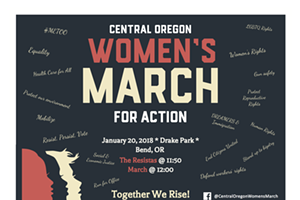 Central Oregon Women's March for Action