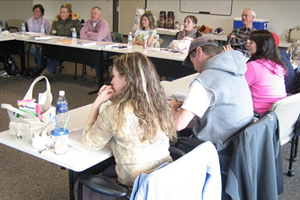 Mentor a Child with an Incarcerated Parent - Winter Training