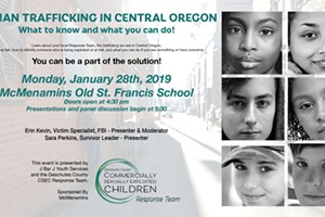 Human Trafficking in Central Oregon: What to Know