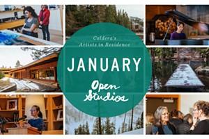 January Open Studios