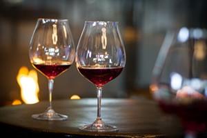 Oregon Wine & Cuisine Stroll
