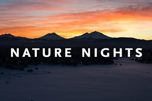 Nature Nights: Living in the Human Age
