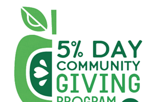 5% Day for The Environmental Center