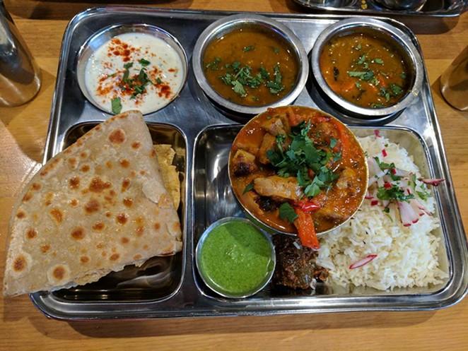 Mantra Indian Food Bend Oregon