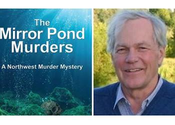 "Book Talk: ""The Mirror Pond Murders"""