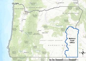 Planning Effort Targets Southeastern Oregon