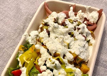 Coming Soon: Fast & Fresh Mediterranean Cuisine