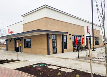 Chick-fil-A Set to Open, Minus Major Protests
